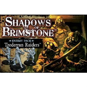Shadows of Brimstone : Trederran Raiders Enemy Pack